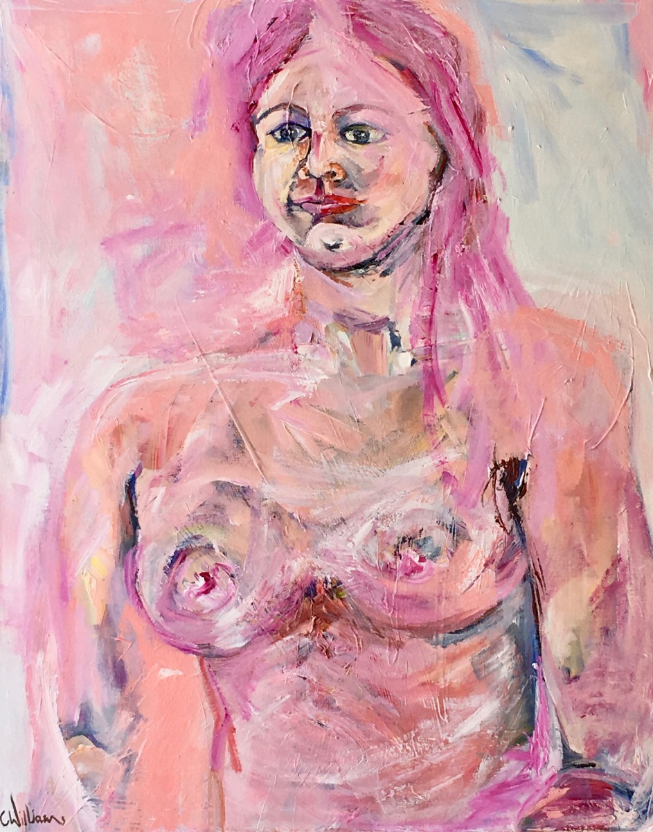 in the pink.nude