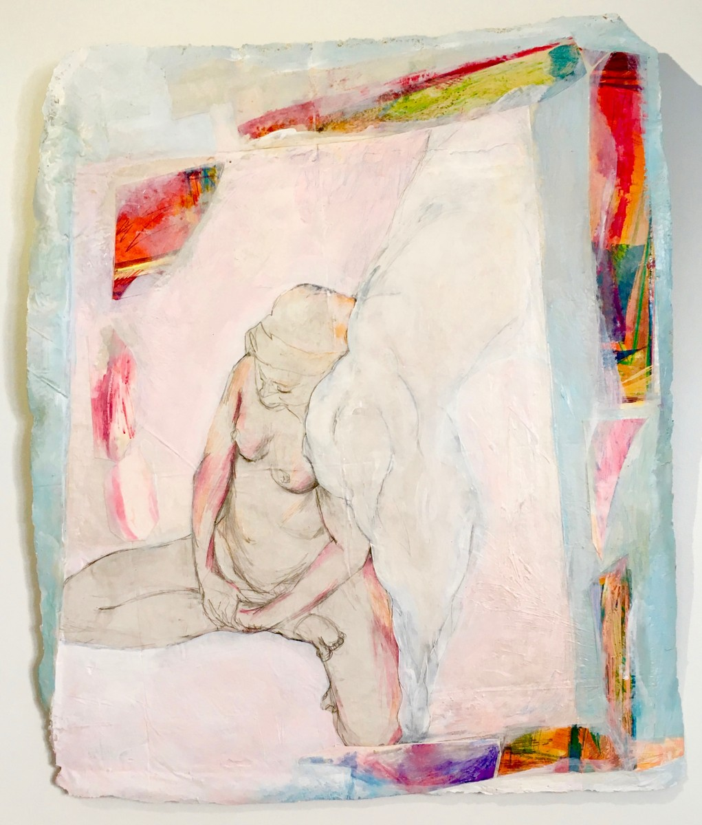 The Fabricated Series...Pensive in Pink